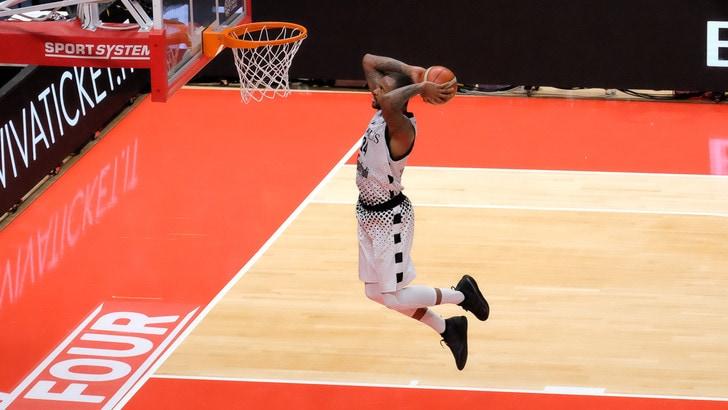 Basket Champions League, Virtus Bologna alle Final Four