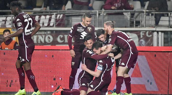 Serie A, Torino-Sampdoria 2-1: super Belotti, agganciata l'Europa