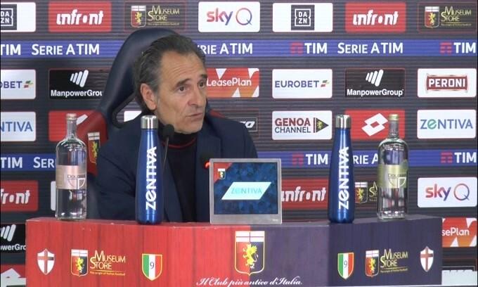 """Prandelli: """"L'Inter è stata perfetta"""""""