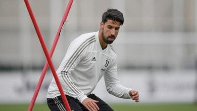 Juventus, Khedira si opera: «Sarò al top per la prossima stagione»