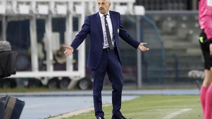 Serie A Chievo, Di Carlo: «Incredibile quello che ci stanno facendo»