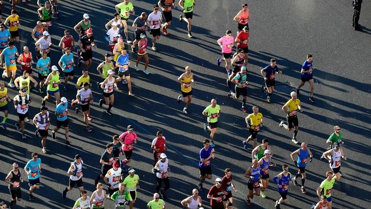 Acea Maratona Internazionale di Roma 2019: tracciato, orario e info