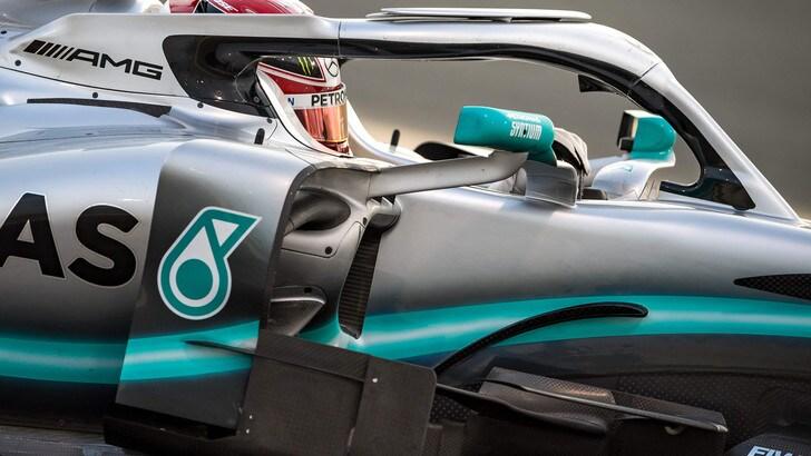 F1 Mercedes, Hamilton: «Devo essere più aggressivo in partenza»