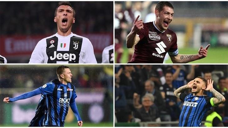 Serie A, 31ª giornata: tutte le probabili formazioni