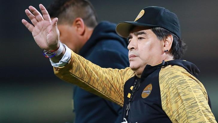 Marca: «Huracan e Colon vogliono Maradona»