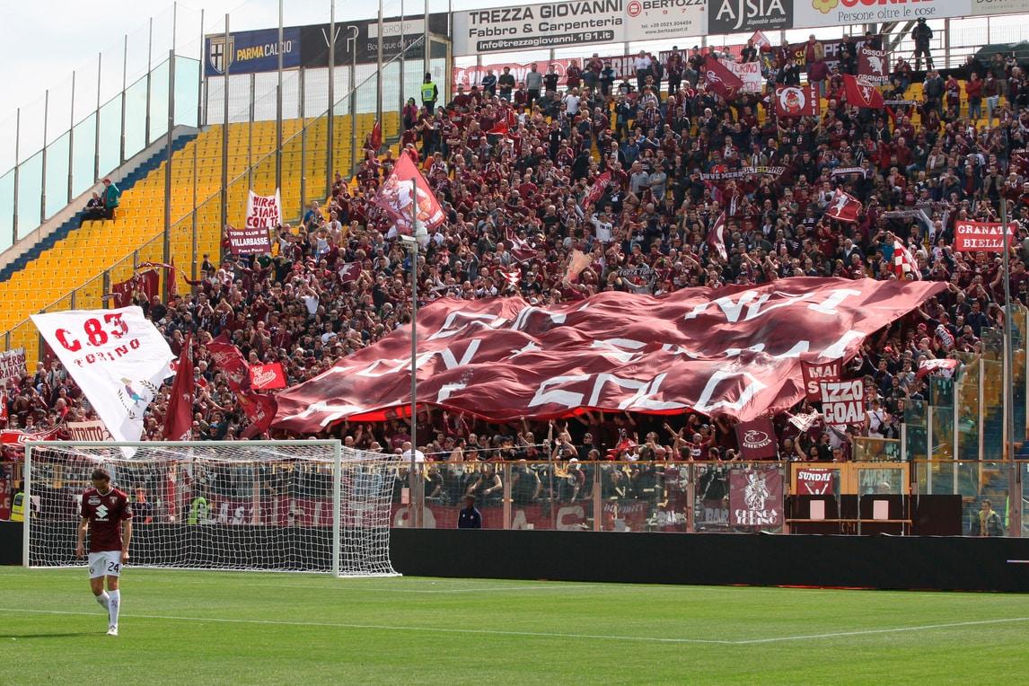 Torino, solo 0-0 a Parma. Ma che spettacolo la curva granata
