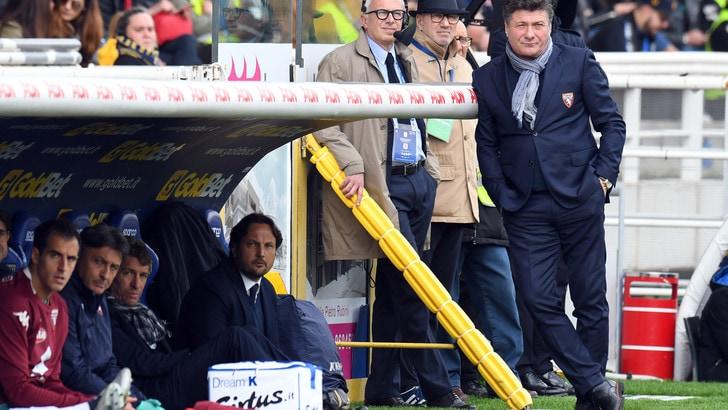Serie A Torino, Mazzarri: «Mi girano le scatole, dovevamo vincere e non l'abbiamo fatto»