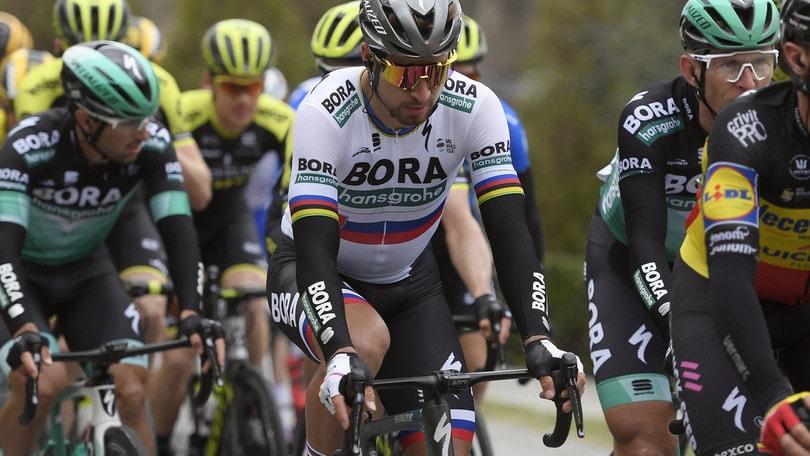 Ciclismo, Giro delle Fiandre: in testa ai pronostici Stybar e Van Aert a 7,50