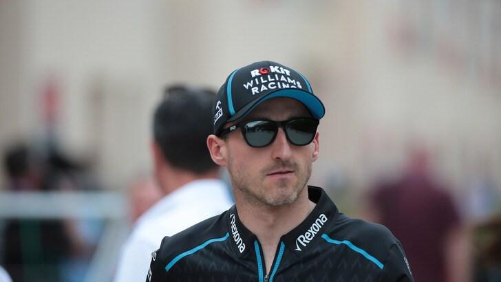 F1 Williams, Kubica: «Rispetto allo scorso anno più facile migliorare»