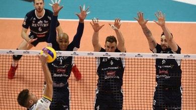 Volley: Superlega, Modena è la prima semifinalista