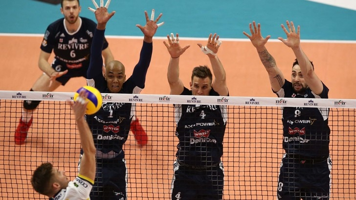 Volley: Superlega, Modena è la prima semifinalista Tuttosport