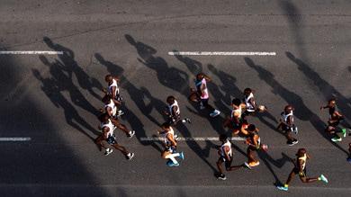 Maratona di Roma: dominio etiope, successi per Megertu ed Heyi