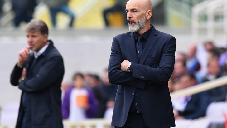 Serie A Fiorentina, Pioli: «Gli stimoli c'erano ma non era la nostra giornata»