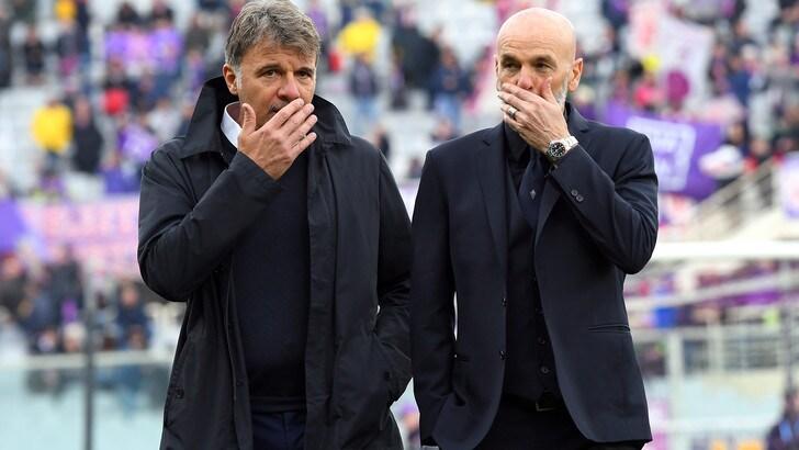 Serie A Frosinone, Baroni: «Salvezza? Crederci non costa nulla»