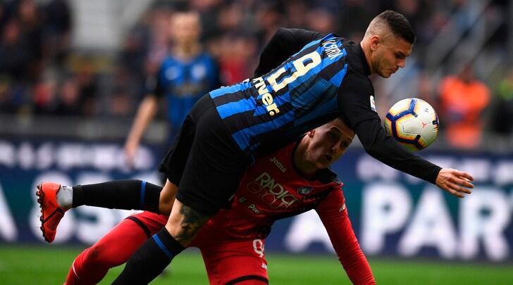 Serie A, Inter-Atalanta 0-0: Icardi spreca due occasioni
