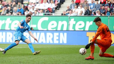 Bundesliga, Belfodil trascina l'Hoffenheim. Il Werder spegne i sogni Champions del 'Gladbach