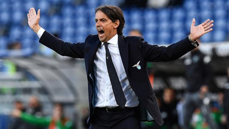 Lazio, Inzaghi: «Abbiamo dominato. Champions? Non molliamo»