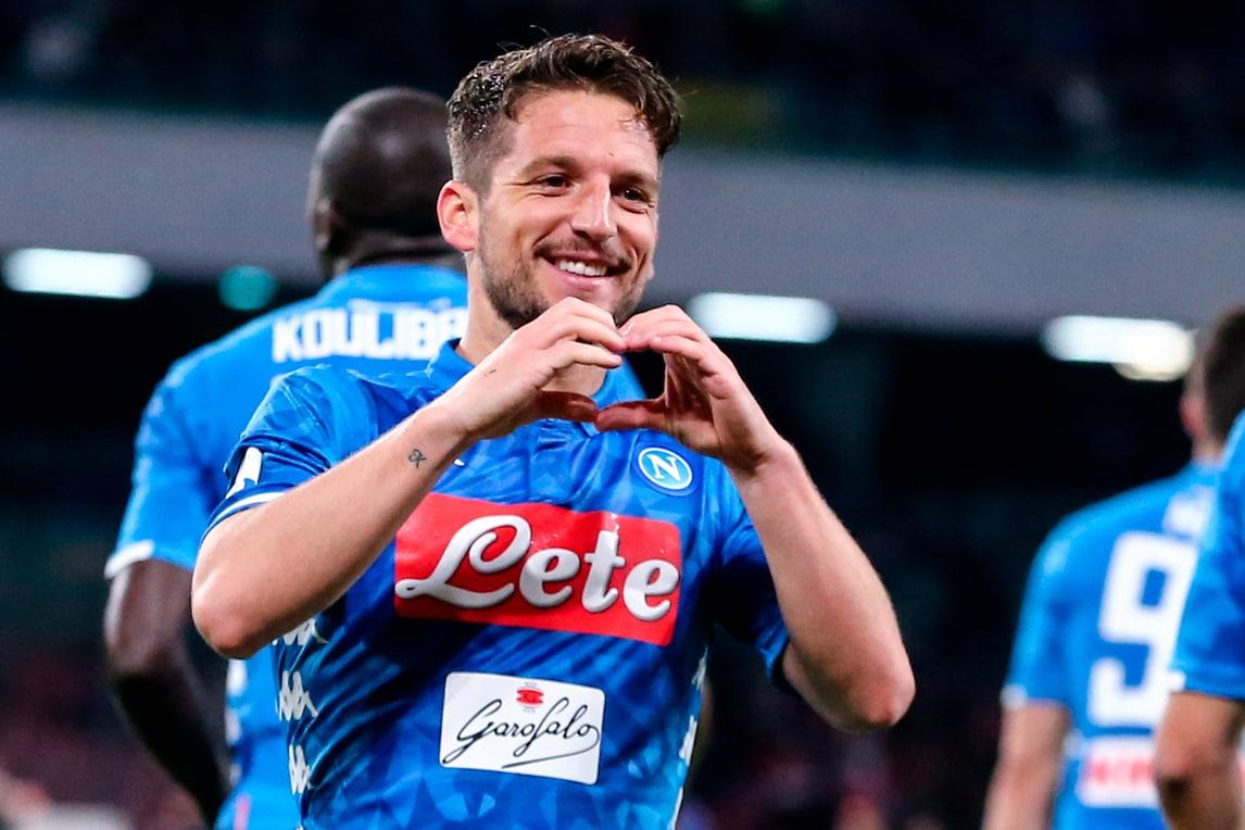 Il Napoli fa 1-1 col Genoa. Festa Juve rimandata