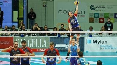 Volley: Superlega, Monza che cuore ! supera Perugia e la porta a Gara 3