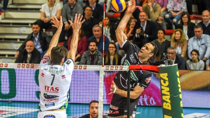 Volley: Superlega, Padova si regala Gara 3