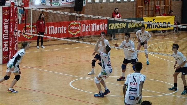 Volley: Boy League: Trento è tricolore dopo nove anni