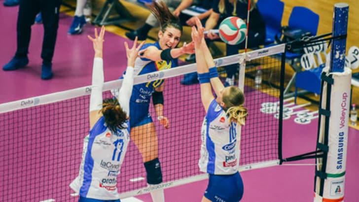 Volley: A2 Femminile, Trento recupera un punto su Perugia, sarà volata