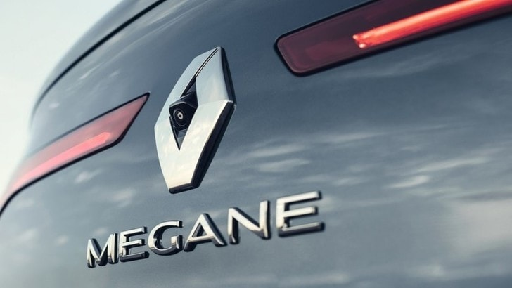 Renault Megane: restyling in mostra a Francoforte