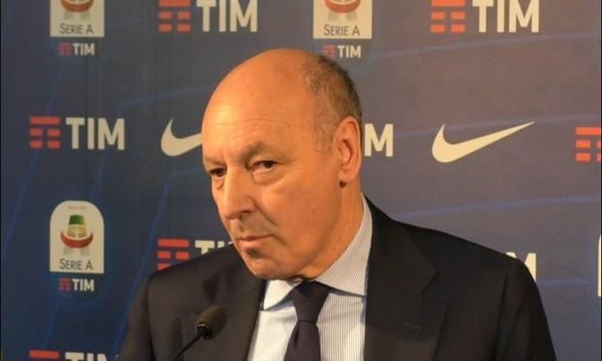 """Marotta: """"Il calcio moderno ha bisogno della Var, ma..."""""""