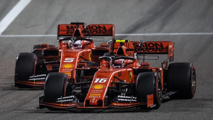 F1 Cina, Vettel: «Priorità alle gomme»