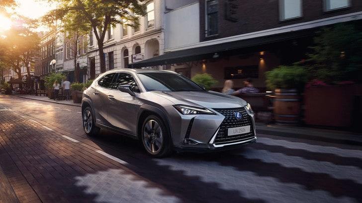 Lexus alla Milano Design Week con UX Hybrid