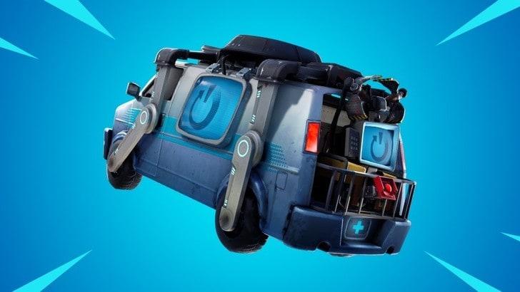 Fortnite Battle Royale: in arrivo la meccanica del respawn con il Reboot Van