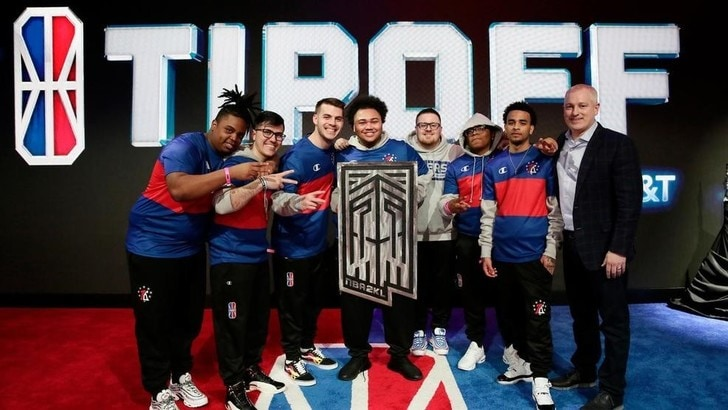 NBA 2K League: i 76ers Gaming vincono il Tip-Off tournament