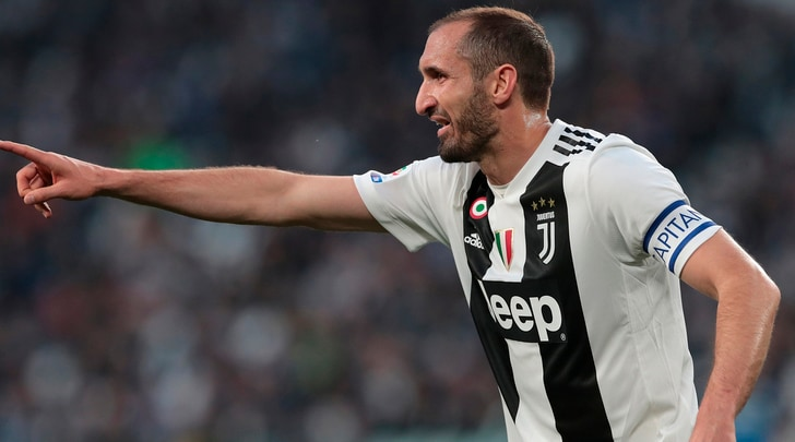 Champions League Juventus, i convocati: Ronaldo ok, out Chiellini e Can