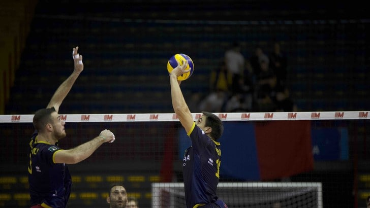 Volley: A2 Maschile,  Play Off: si gioca Gara 2