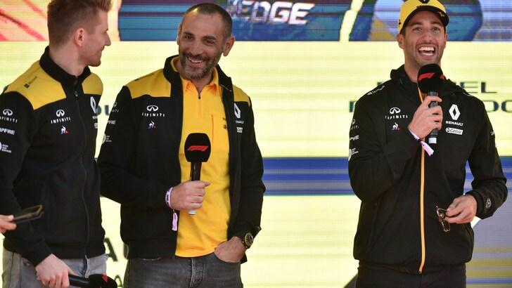 F1 Renault, Abiteboul: «In Cina possiamo rialzarci»