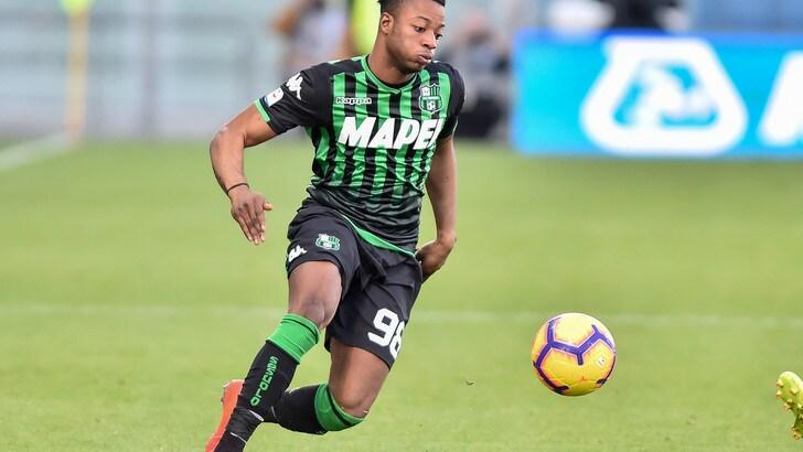 Serie A Sassuolo, Marlon e Adjapong: lavoro differenziato