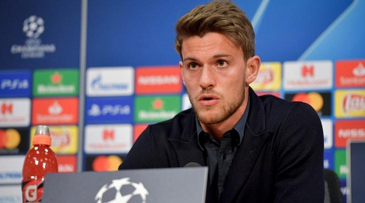 Juventus, Rugani: «Cercherò di non far rimpiangere Chiellini»