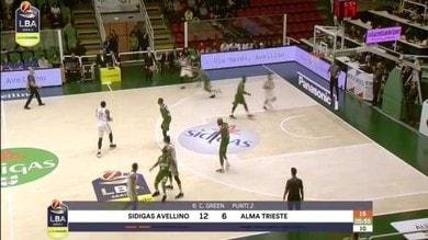 Sidigas Avellino-Alma Trieste 96-97