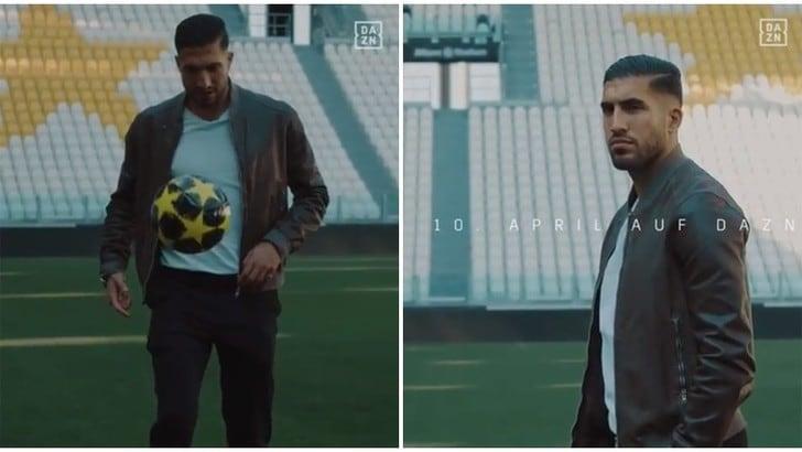 Emre Can: «La Juventus è una famiglia. Ronaldo grande uomo»
