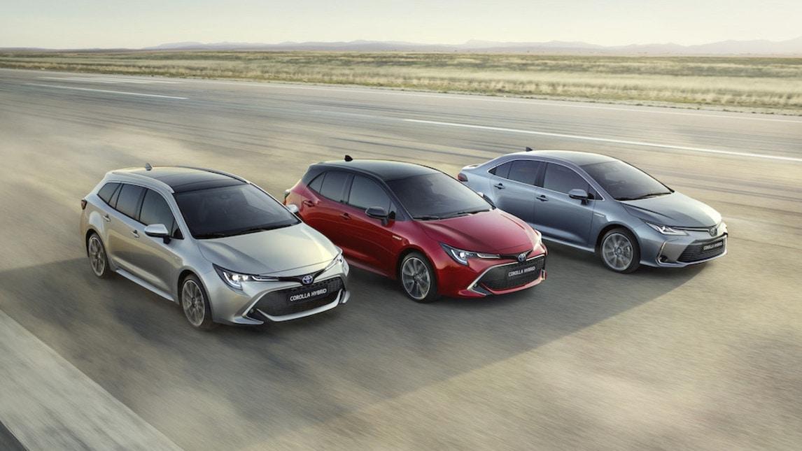 Mercato Italia in calo, ma Toyota è in crescita