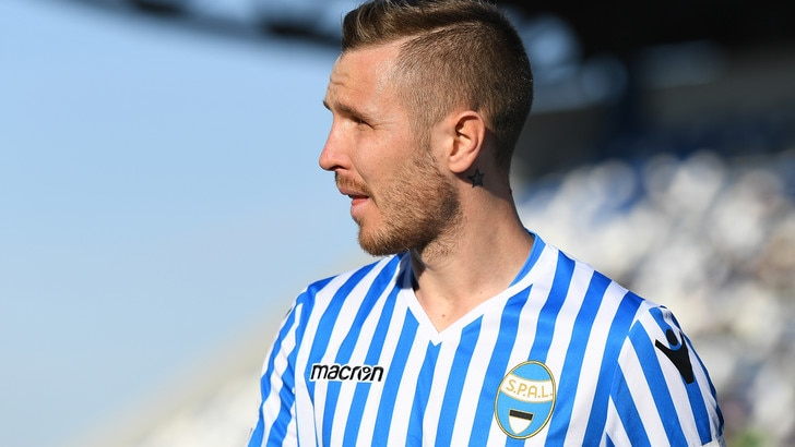 Serie A Spal, personalizzato per Valoti e Kurtic