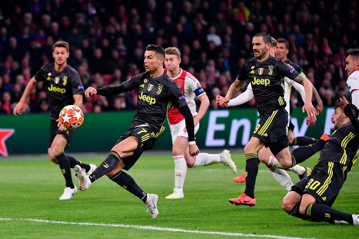 Champions, Ajax-Juventus 1-1: si deciderà tutto allo Stadium