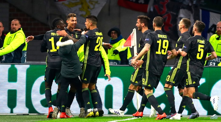 Ajax-Juve, le pagelle: grinta Bentancur, Rugani di personalità