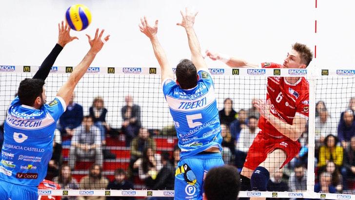Volley: A2 Maschile, Cantù e Bergamo in Semifinale, due match a Gara 3