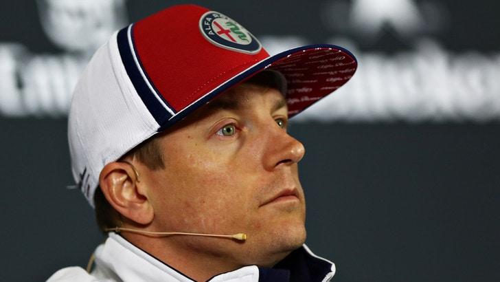F1 Alfa Romeo, Raikkonen: «Smetterò quando non sarà divertente»