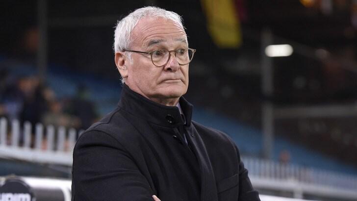 Ranieri teme l'Udinese: «Adesso è l'avversaria più difficile»