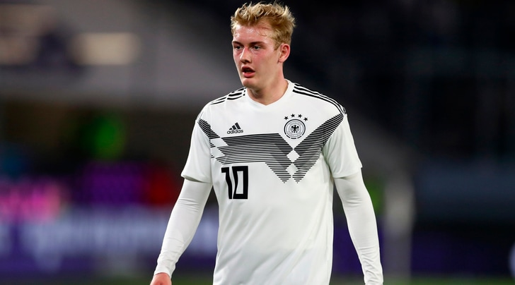 Juve, spunta Brandt: costa solo 25 milioni