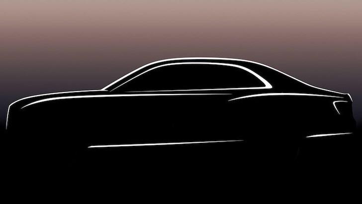 Bentley Flying Spur, il teaser della nuova berlina