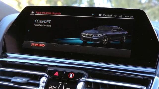 Nuova BMW Serie 8: la prova su strada VIDEO