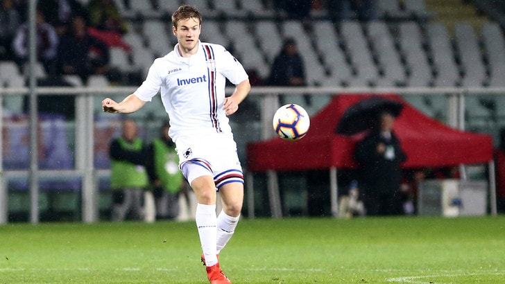 Sampdoria, si rivede Andersen